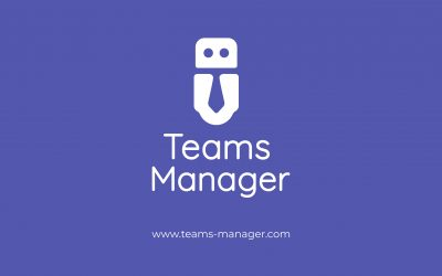 Teams Manager features for Microsoft Teams